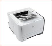 HP LaserJet P2055D nyomtató, kompatibilis toner típusa HP CE505A.