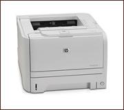 HP LaserJet P2035N nyomtató, kompatibilis toner típusa HP CE505A.