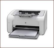 HP Laserjet P1102 nyomtató