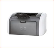 HP LaserJet 1015 nyomtató, kompatibilis toner típusa HP Q2612A.