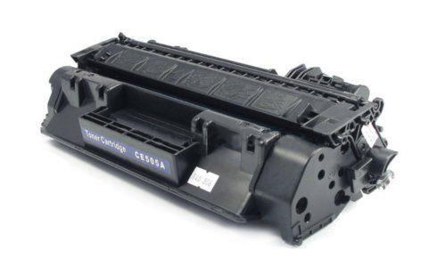 HP CE505A utángyártott toner