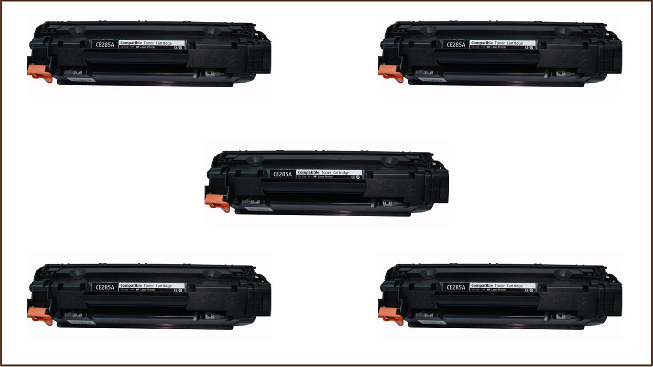 HP CE285A utángyártott toner csomag