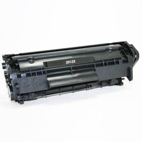 HP Q2612X utángyártott toner