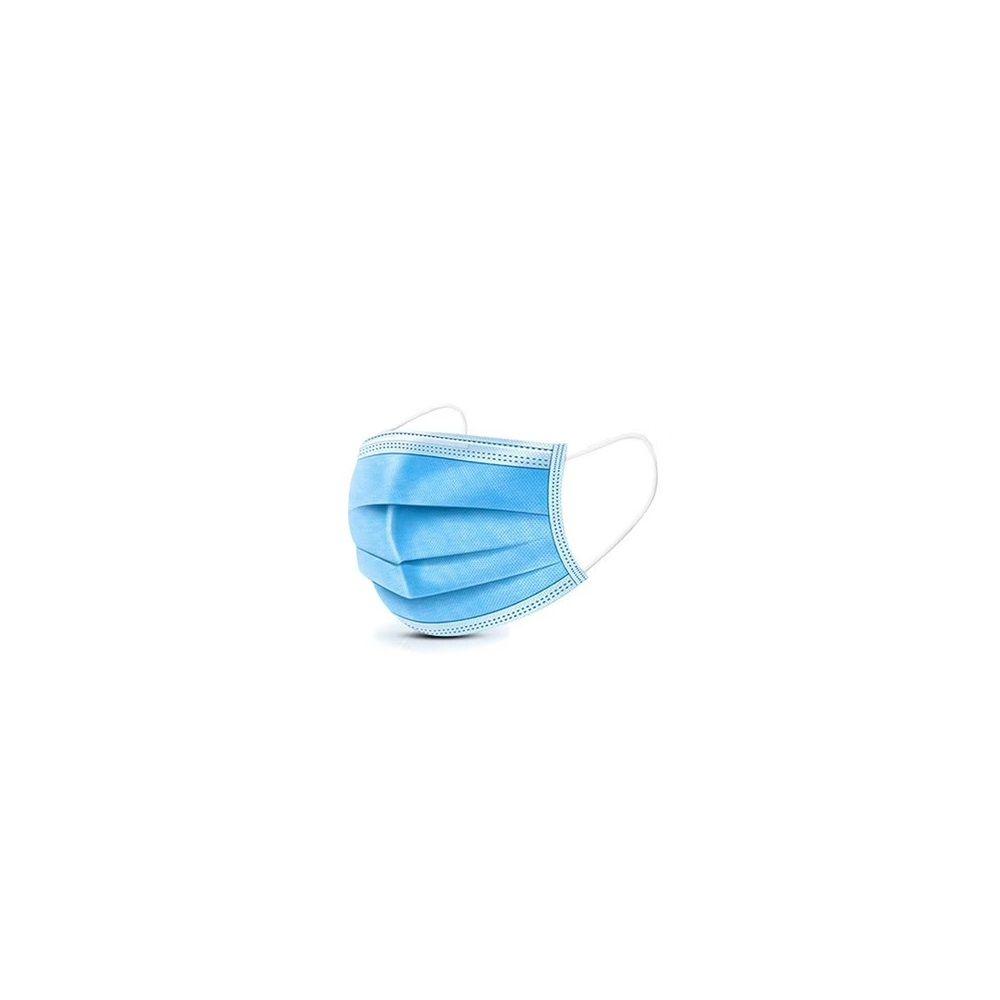 Szájmaszk egyszer használatos, többrétegű, higiénikus zárt csomagolásban 50db/csomag